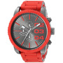 Reloj Diesel Chronograph Dz4289 Rojo
