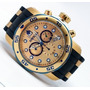 Reloj Invicta Hombre 17887 Cronografo Original Caja En Acero