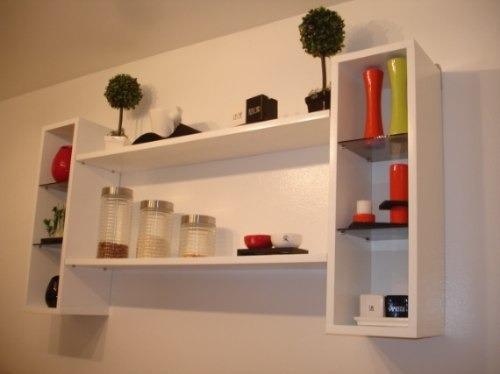 Repisa de melamina imagui - Como hacer estantes de madera ...