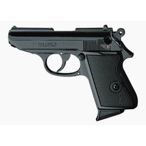 Pistola Fogueo Kimar Ppk Lady K Detonadora Salva Manifiesto