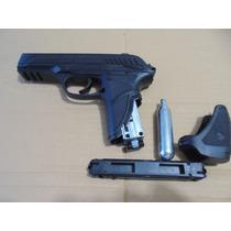Pistola De Aire, Gamo Pt-85, 450fps, Co2, Copas.