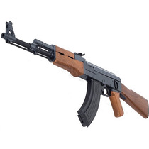 Fusil Rifle Airsoft Ak 47 Dna 6 Mm Pvc Automatico Pistolas