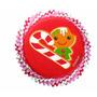 Capacillos Wilton Cupcake Pastelería Muñeco Jengibre Navidad