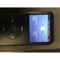 Ipod Classic 160gb 160 6ta Generación,como Nuevo Mas Earpods