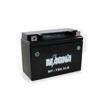 Yb6.5lb Bateria Moto Akt 125 Sellada Libre De Mantenimiento