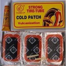 Parche Frío De Vulcanización Para Despinchar Bicicleta