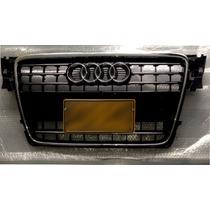 Parrilla Audi A4 B8 Original 2009 - 2012 Color Negro