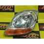 Farola Chevrolet Luv D-max 2005 2006 2007 2008 Cristal Nuevo