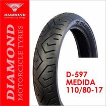 Llanta Diamond D-597 110/80 17 Sellomática (1147)
