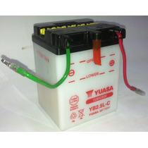 Batería Yuasa Yb2.5l-c Boxer Eco Xl 125 Ak100 Libero Rx 100