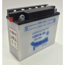 Bateria Hibari 12n7a-3a 12v 7ah Honda E-storm 125 China