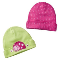 Set 2 Gorritos Gerber 12-24 Meses 100% Originales