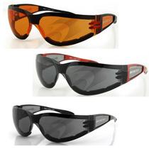 Gafas Moto Ciclismo Bobster Shield 2 Protección Uv