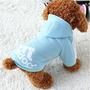 Buso Saco Mascota Adidog Talla L - Color Azul Claro