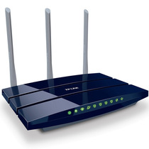 Router Inalámbrico Gigabit Wifi 300mbps, Tp-link Tl-wr1043nd