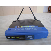 Router Inalambrico Linksys Wrt54g