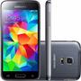 Samsung Galaxy S5 Mini Sm-g800m 4g Lte Negro Nuevo Sellado