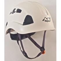 Casco Alpen Ventilado Proair Y Pro Certificado Para Alturas