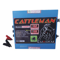 Impulsor Cerca Eléctrica Cattleman C3200pvm 200km 12vdc-110v