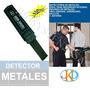 Kd Seguridad Detector De Metales Super Scaner *original
