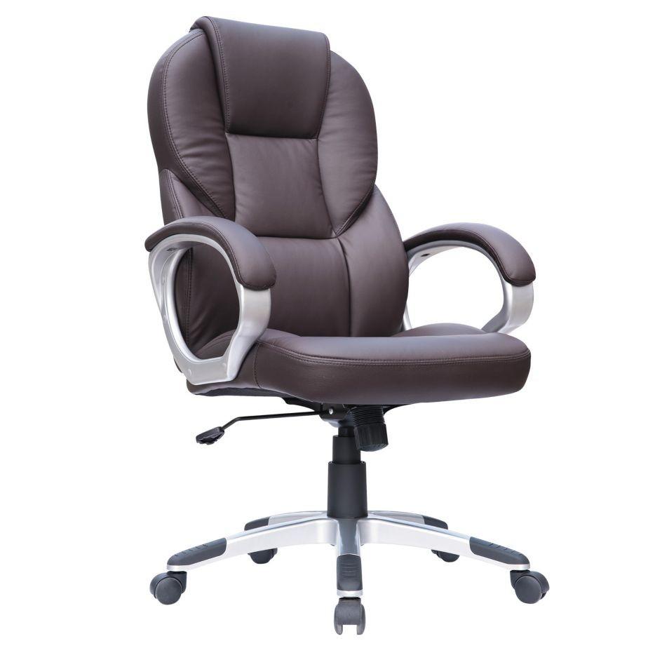 Silla oficina escritorio gerente presidente ergon mica for Silla de escritorio