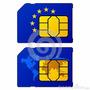 Sim Card Viajera Toda Europa No Pague Roaming