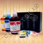 Sistema Recarga Tinta Continua Cartuchos Impresoras Hp Canon