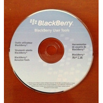Cd Software Desktop - Herramientas De Usuario Blackberry