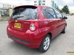 Spoiler Chevrolet Aveo Emotion Gt - Nuevo -.importado