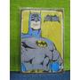 Afiche Metalico Batman Dc Comics 30 X 20 Cm