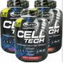 Cell-tech 6 Lb Muscletech: Creatina Para El Aumentar Masa
