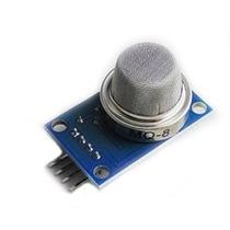 Sensores Mq2 Mq3 Mq4 Mq9 Arduino Raspberry Gas Humo Co2