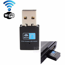 Adaptador Nano Usb Wifi N 300mbps -mini Internet Inalámbrico