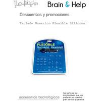 Convertidor Usb To Ps/2 + Teclado Numerico Flexible
