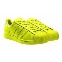 zapatillas adidas mujer fluor
