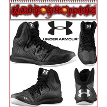 Tenis Under Armour Para Basketball Baloncesto Jordan Nike