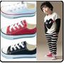 Zapatos Tenis Converse All Star Para Bebé Niño Y Niña