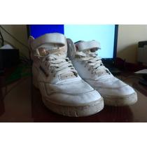 Botas Reebook Clásicas Blancas Tallas 43