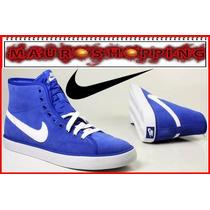 Espectaculares Nike En Cuero 100% Originales Tipo Converse