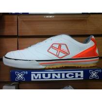Zapatillas Grexca Munich Para Futbol Sala Y Salon