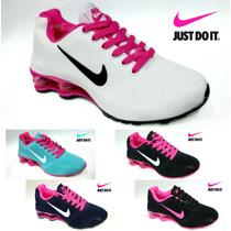 Tenis Zapatillas Nike Dama Ultima Colección. Envío Gratis.