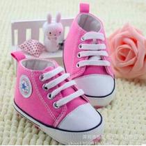 Converse Baby Niña Rosados Talla 2