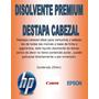 Destapa Cabezales Y Cartuchos Hp, Epson, Canon.. Premium