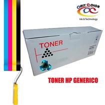 Toner Hp Laser 83a Impresora M125 M126 M127 M128 Generico
