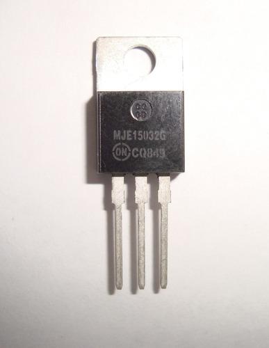 Transistor Audio Motorola Mje15032 To-220 - $ 9.500 en MercadoLibre