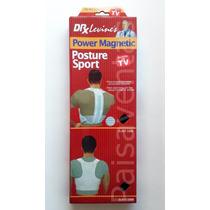 Corrector De Postura Power Magnetic Relaja Espalda Unisex