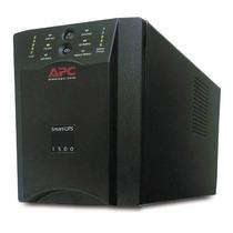 Ups Apc Interactiva 1.5kva 980 Vatios Inteligente Sua1500