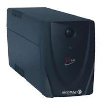 Ups Interactiva Nicomar Micronet 500 Va,