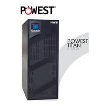 Ups Online 6kva Bifasica 208v Regulada Redes Powest Titan