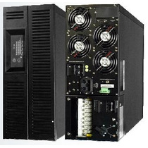 Ups Marca Titan True On Line De 10 Kva. Rack
